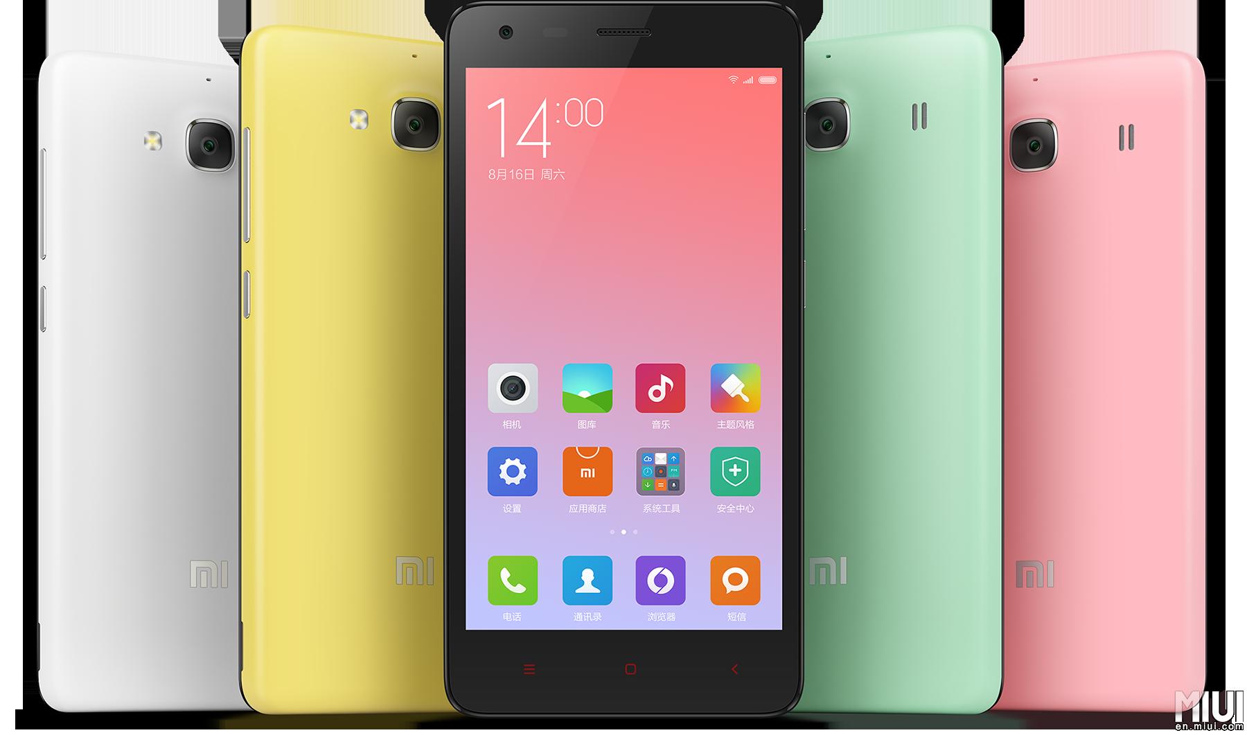 Xiaomi představilo Redmi 2A s cenou 96 dolarů