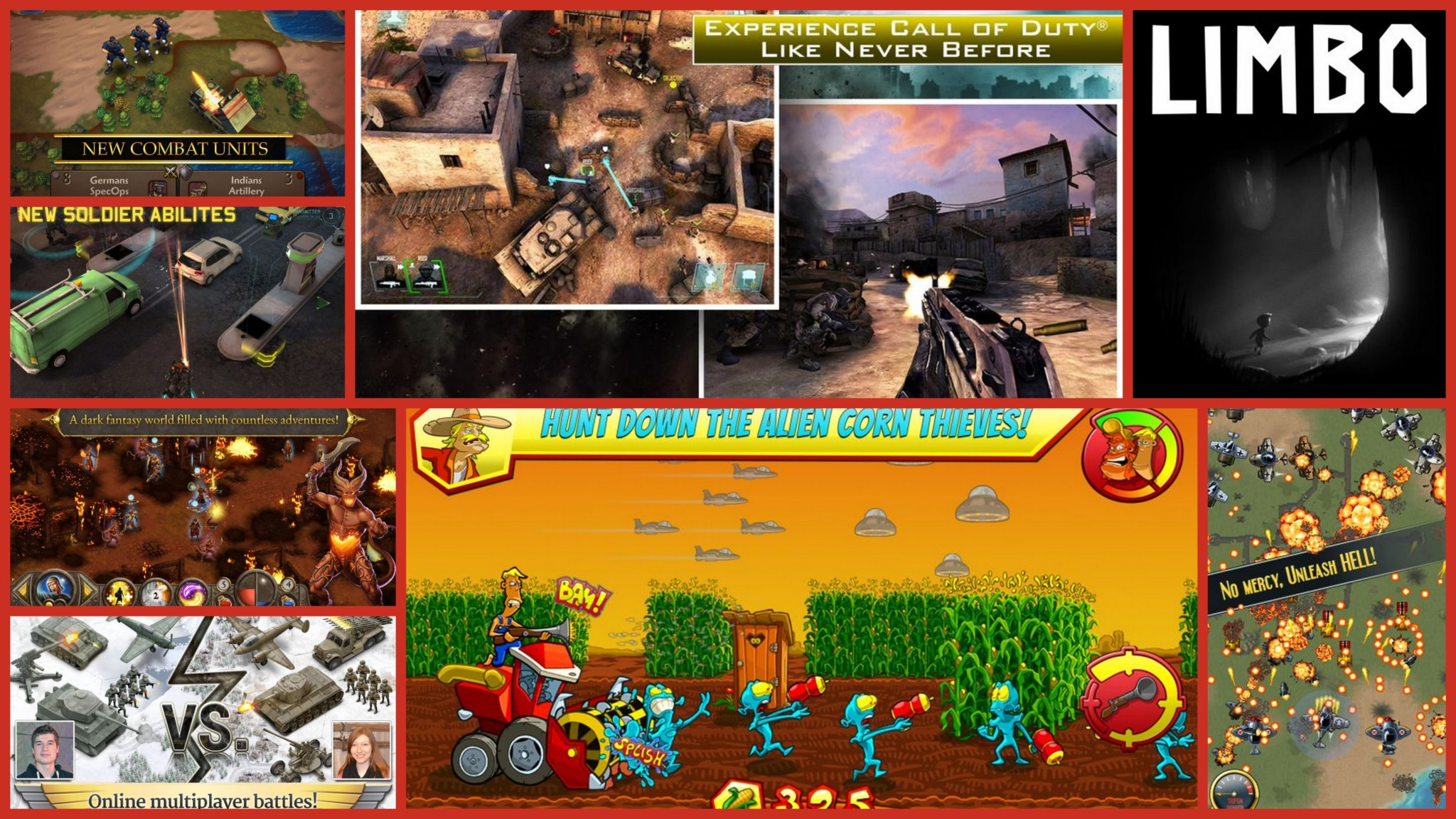 Víkendové slevy her na Google Play