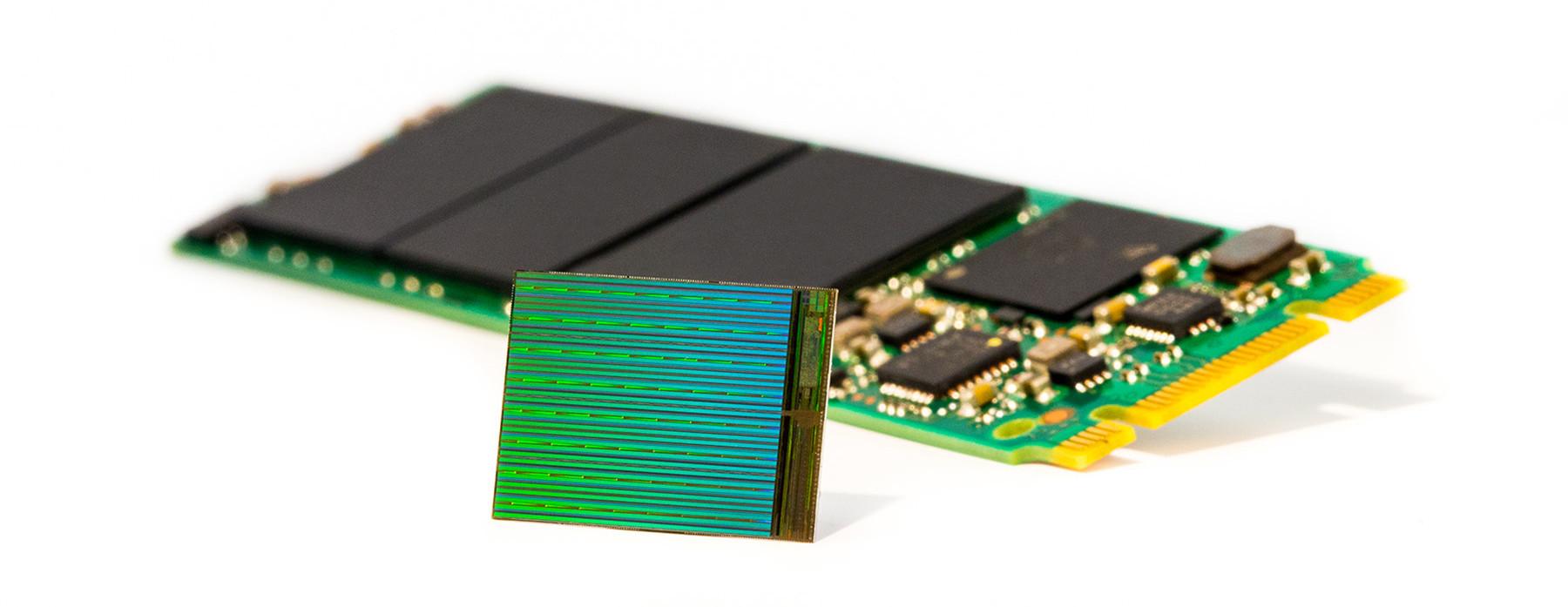 Intel a Micron – testují se nová úložiště s velkou kapacitou