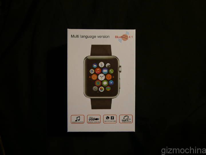 V zahraničí už vyzkoušeli klon Apple Watch