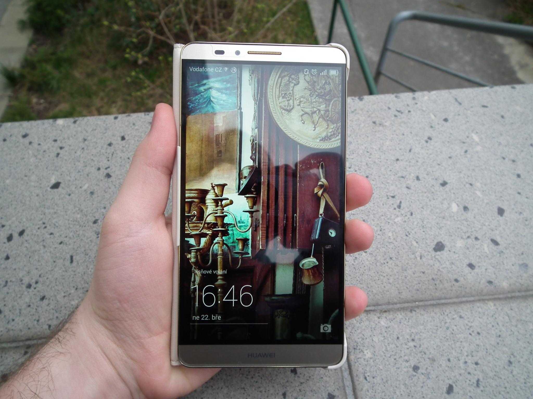 Huawei Mate7 – kovové pádlo se super designem a kvalitním hardwarem [recenze]