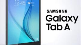 Samsung Galaxy Tab A – nová řada s displeji 4:3