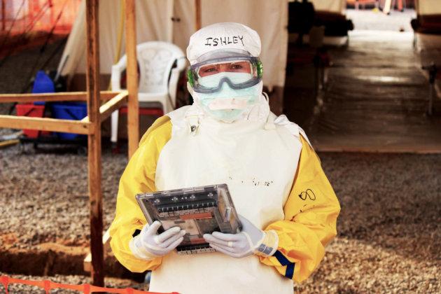 Google vytvořil tablet do oblastí zasaženými Ebolou