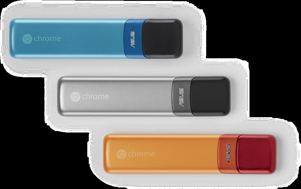 Chromebit konkurencí pro Chromecast?