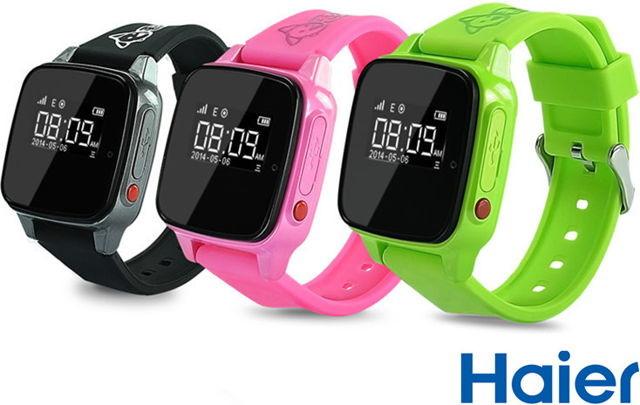 Haier Smartwatch – chytré hodinky pro děti