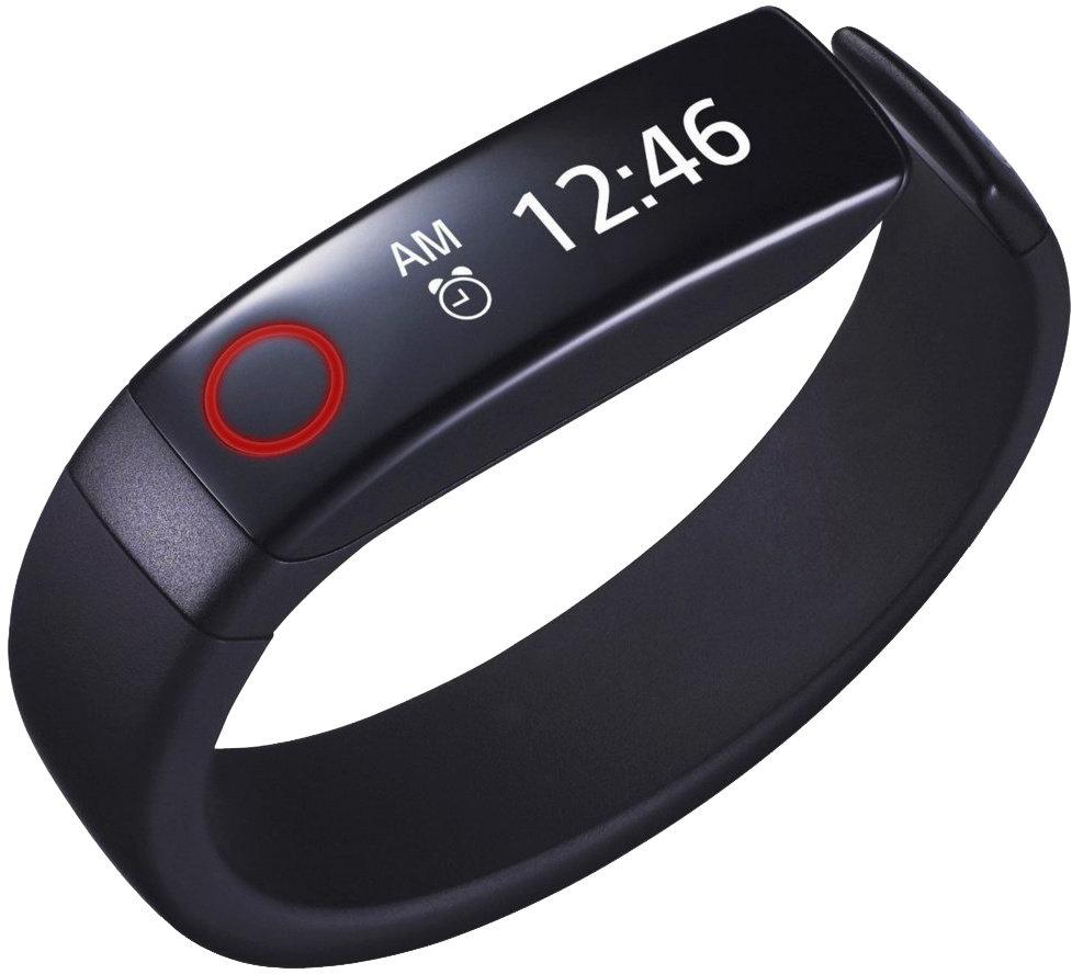Náramek LG Lifeband Touch je k dostání v ČR