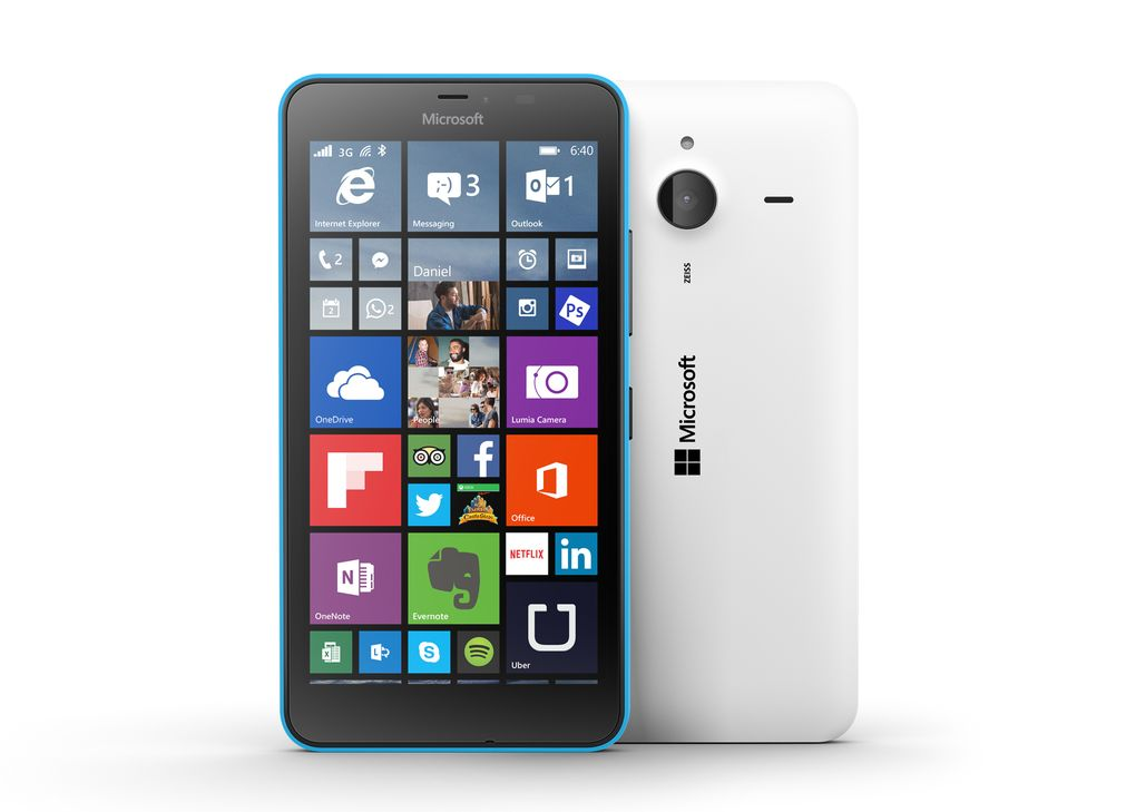 Microsoft Lumia 640 a 640 XL – podpora LTE a Office 365 zdarma