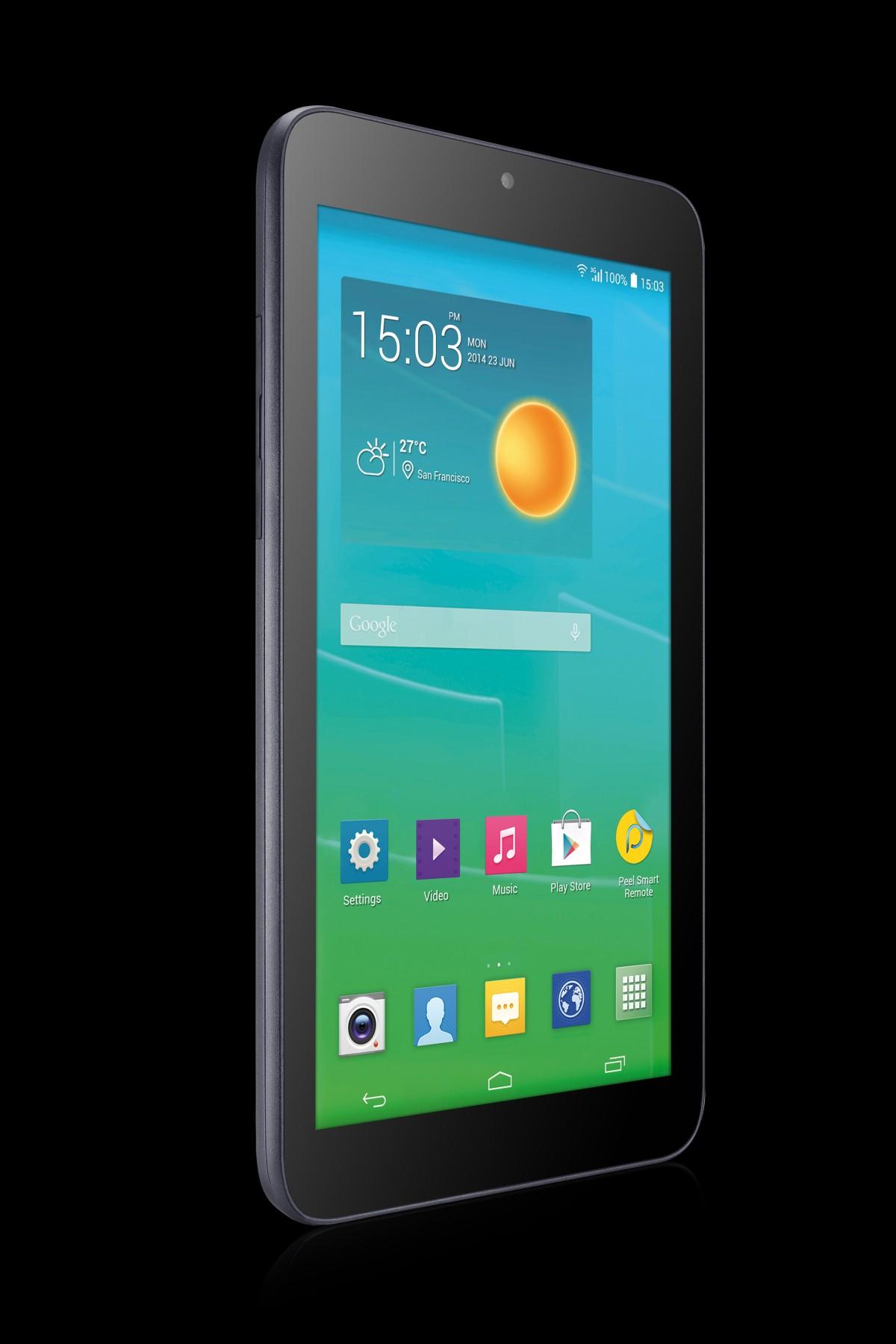 OneTouch Pixi 7 se dočkal 3G verze