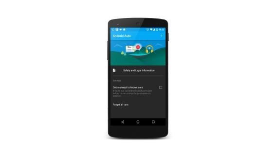 Google vypustil aplikaci Android Auto