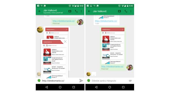Chrome 42 přináší notifikace a vylepšené sdílení