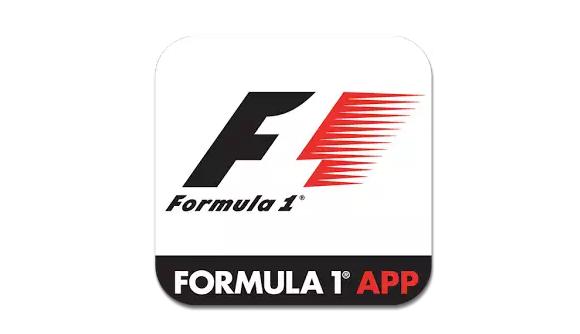 Sledujte závody Formule 1 s oficiální aplikací