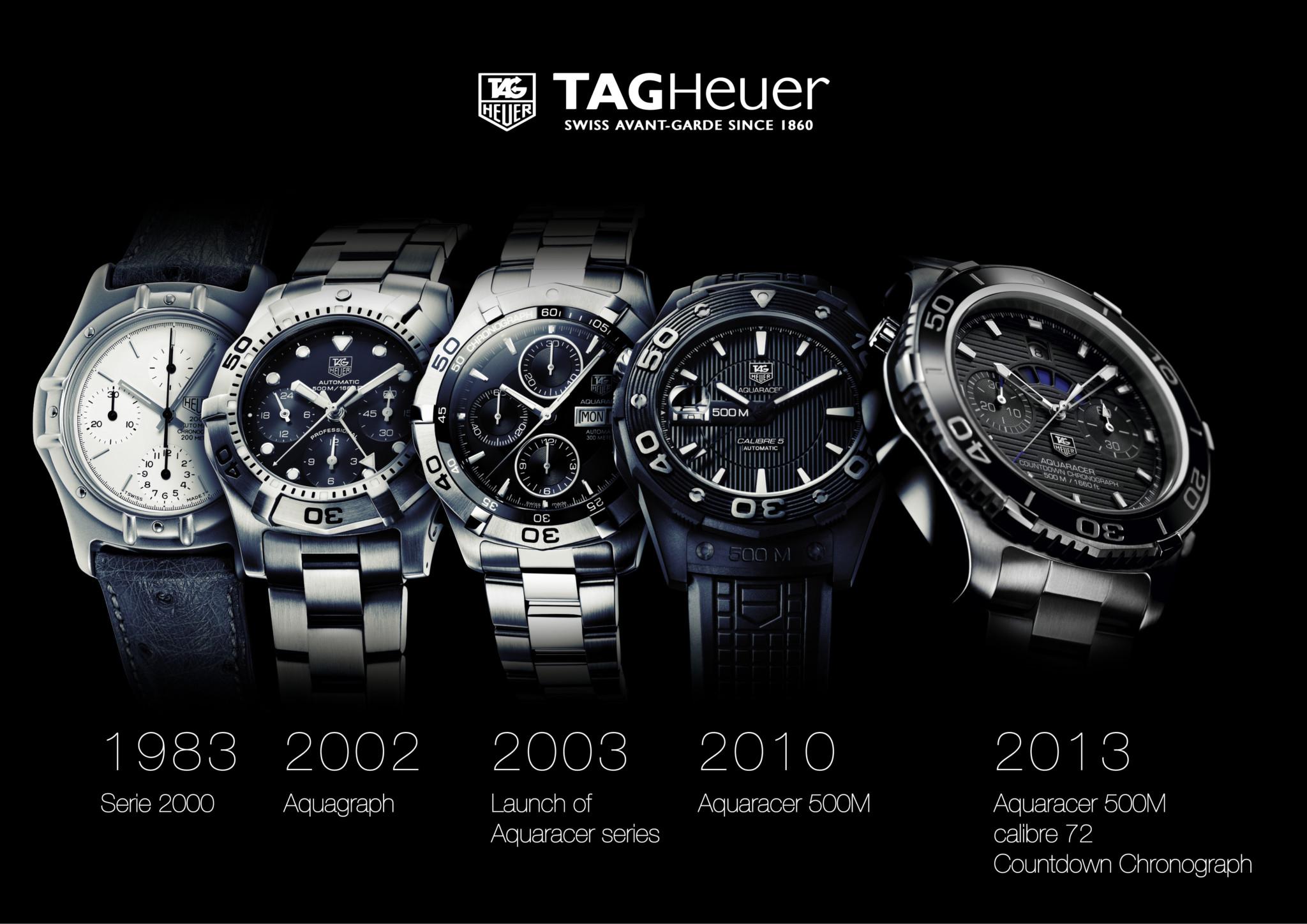 Výrobce švýcarských hodinek TAG Heuer představil novou generaci Connected Modular 45