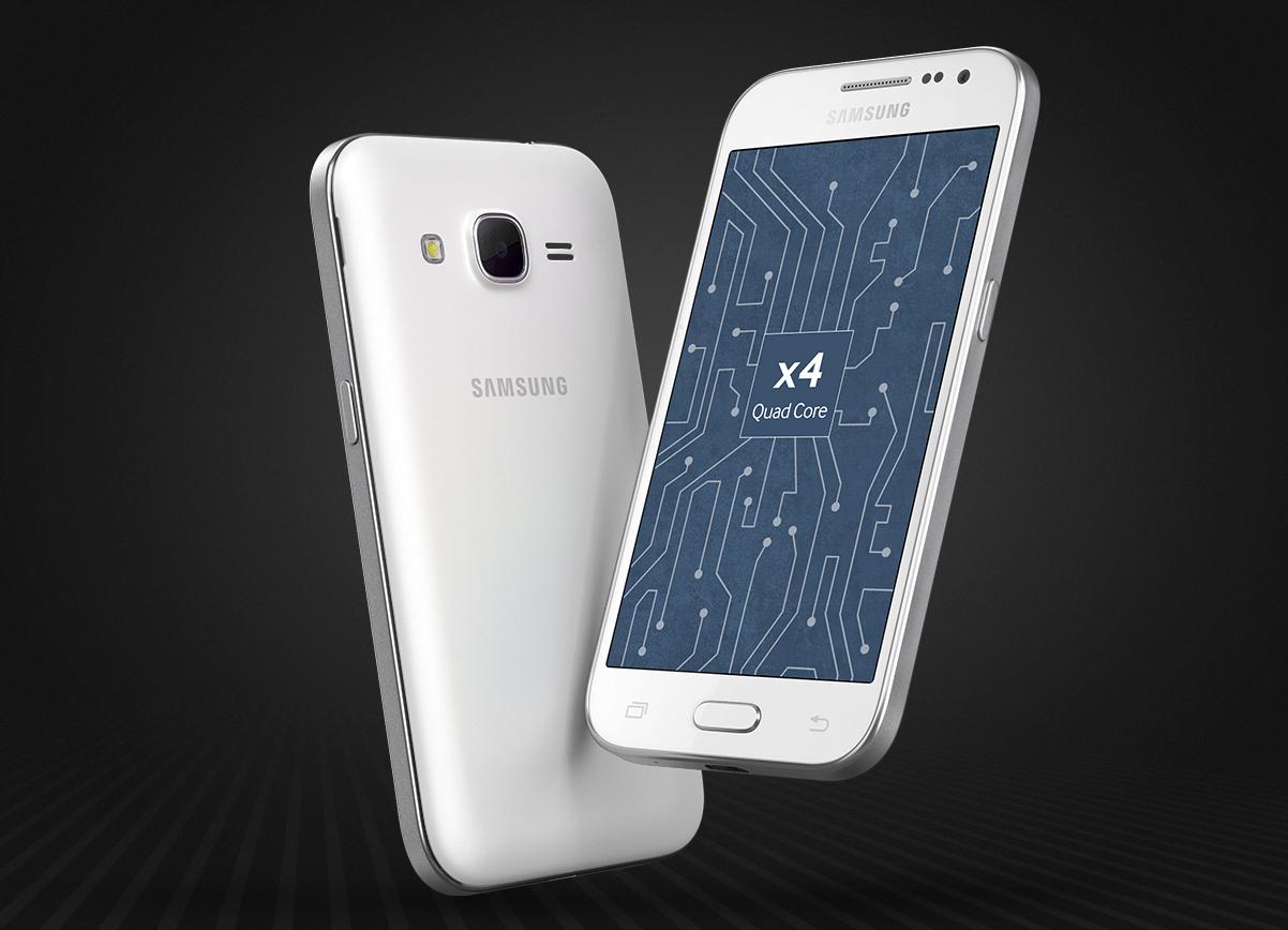 Samsung Galaxy Win 2 – základní model se 64bitovým procesorem