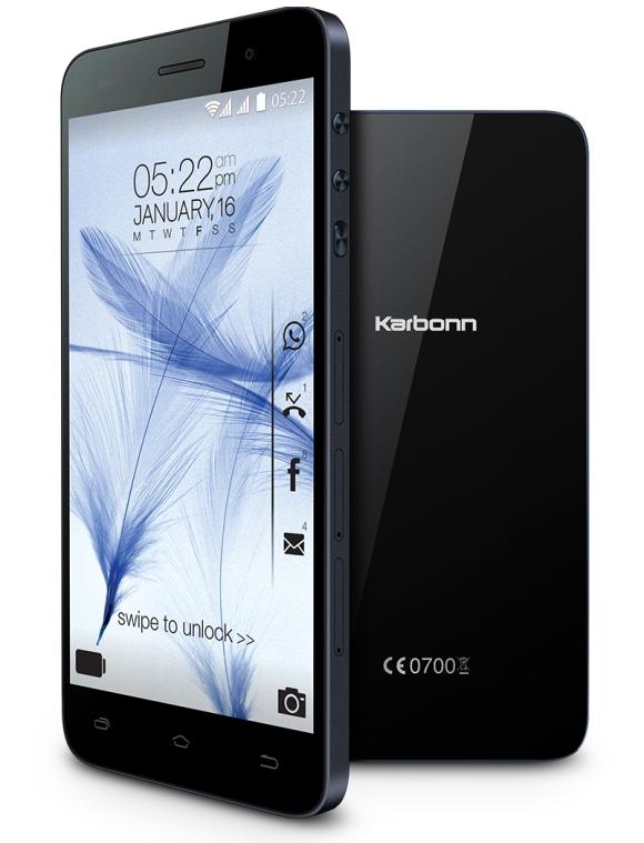 "Karbonn Titanium Mach Two – osmijádrový ""iPhone 5s"" z Indie"