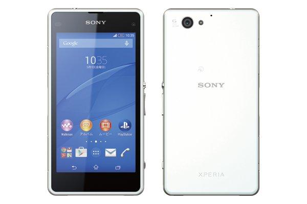 Sony Xperia J1 Compact – malý a výkonný