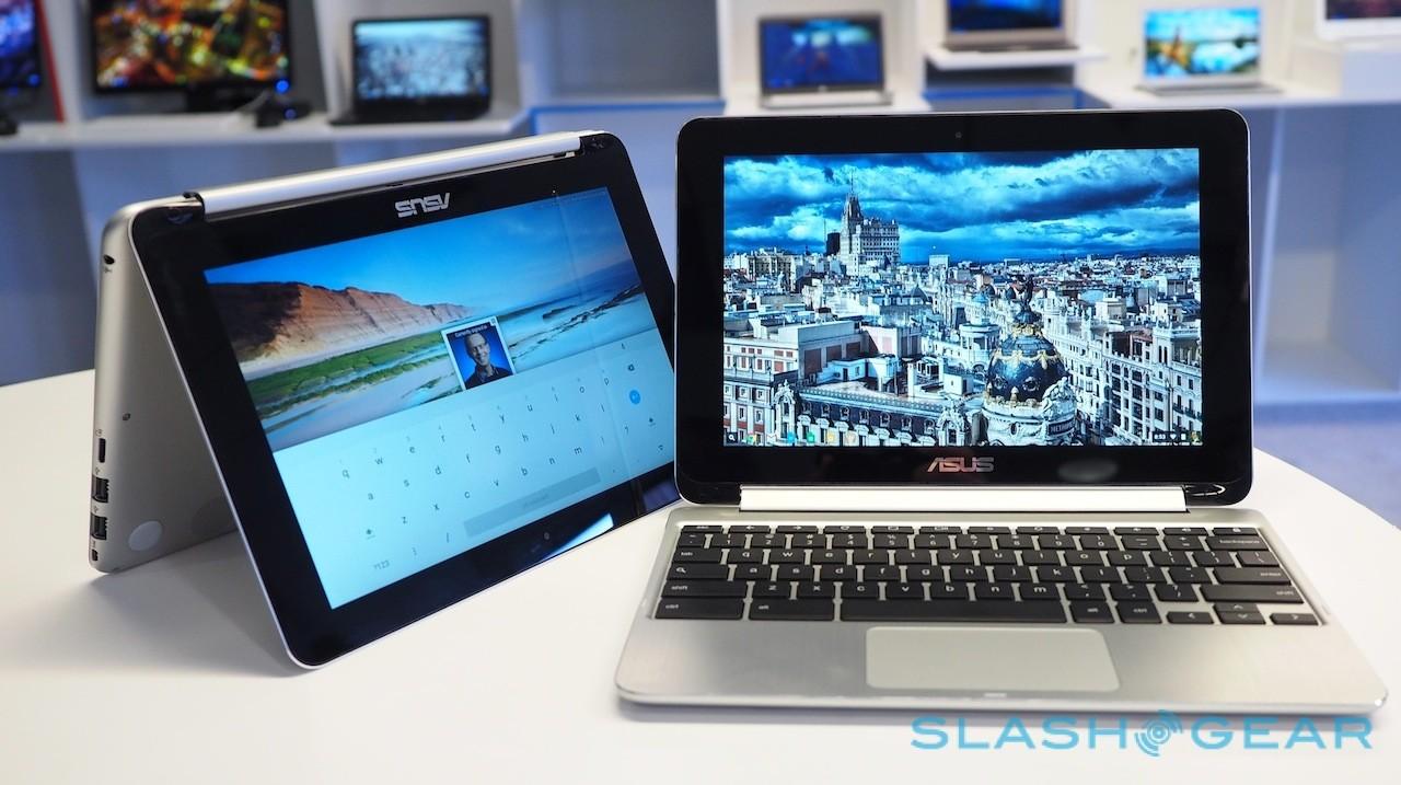 ASUS Chromebook Flip – konvertibilní notebook s Chrome OS
