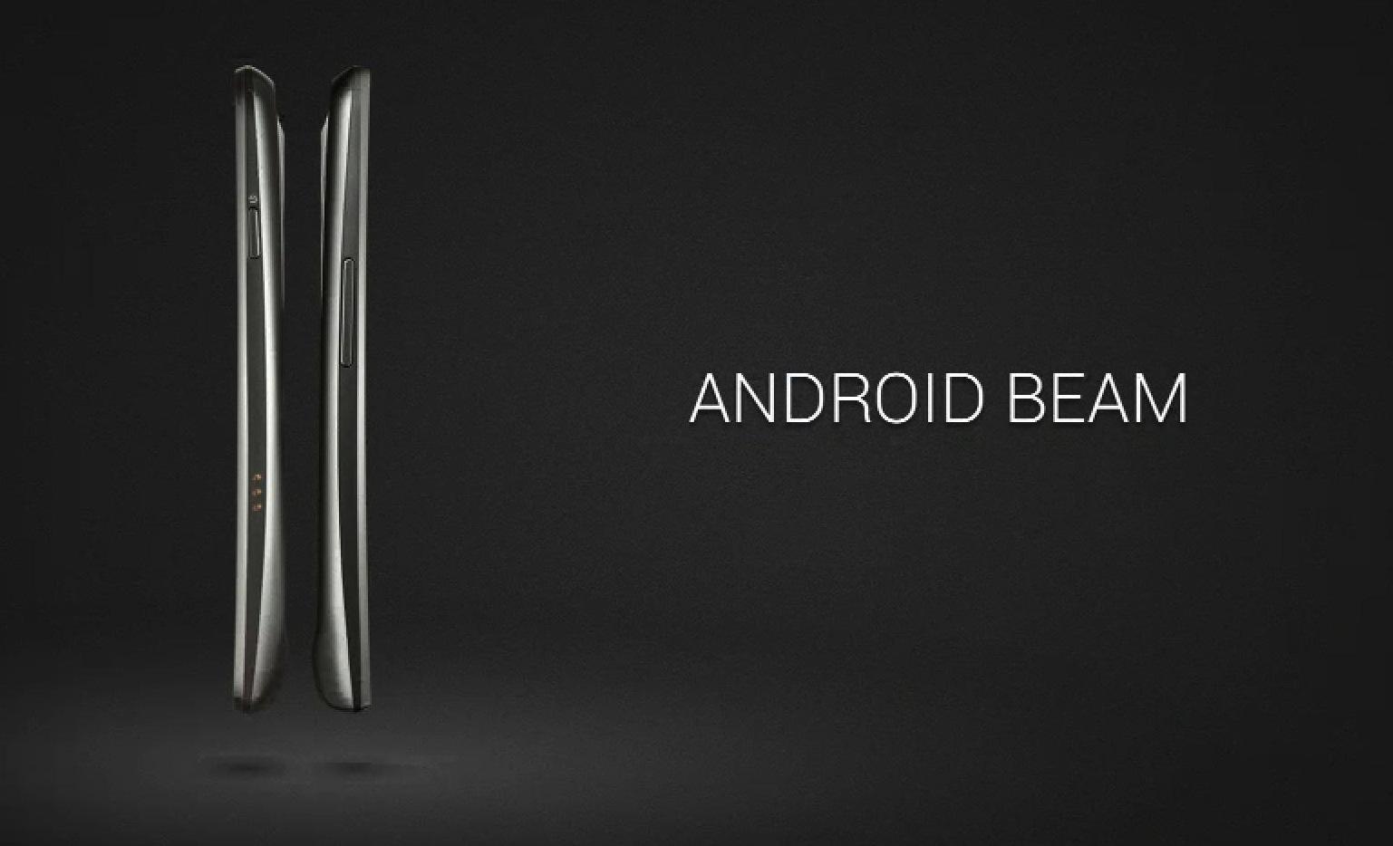 Android Beam končí, v Androidu 10/Q již není [aktualizováno]