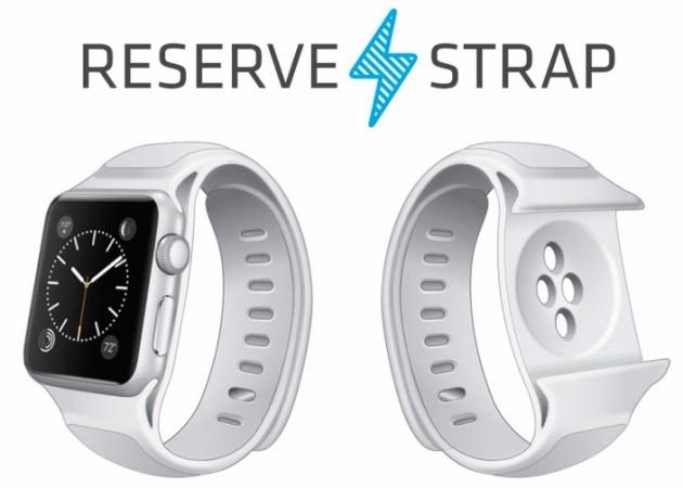 Reserve Strap zvýší výdrž Apple Watch