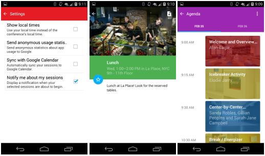 Interactive Events – další nová aplikace od Googlu
