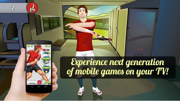 Motion Tennis Cast – aplikace, se kterou si zahrajete tenis či zničíte elektroniku