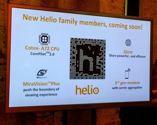 MediaTek představil výkonné procesory