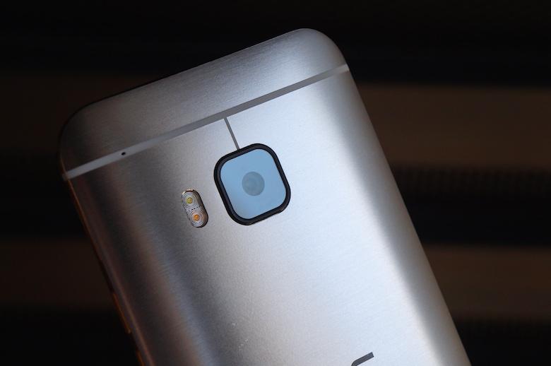 Softwarová aktualizace fotoaparátu u HTC One (M9)