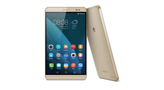 Huawei MediaPad X2 – perfektně vybavený tablet s podporou dualSIM a LTE