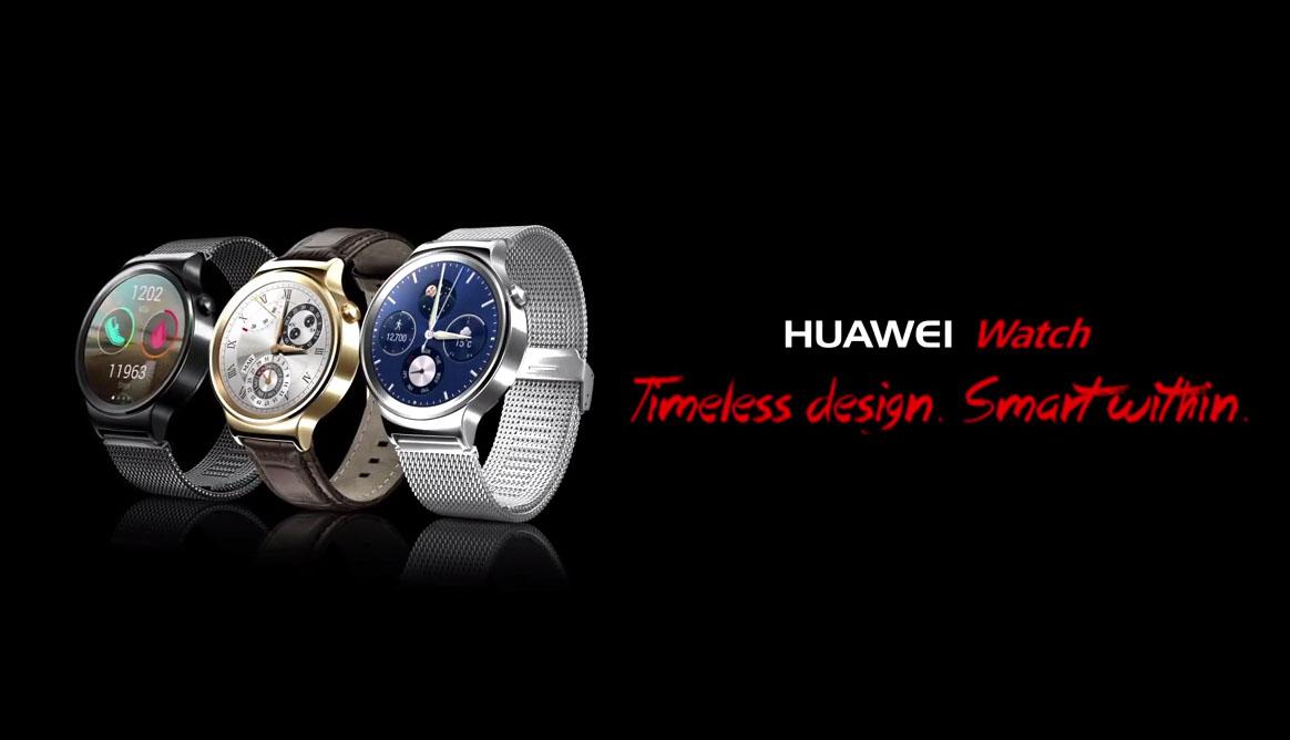 Huawei chce více prostoru k přizpůsobení Android Wear