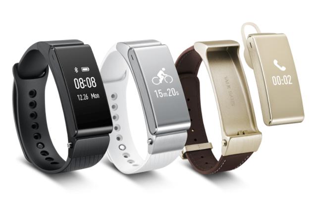 Huawei představil nový chytrý náramek a sluchátka