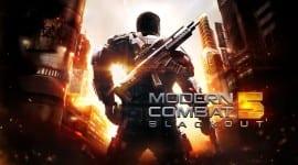 Střílečka Modern Combat 5 bude zdarma pro všechny