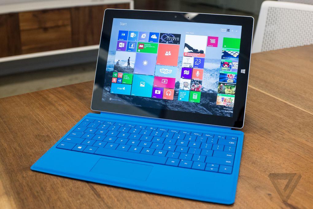 Microsoft Surface 3 oficiálně představen – Windows RT jsou minulostí
