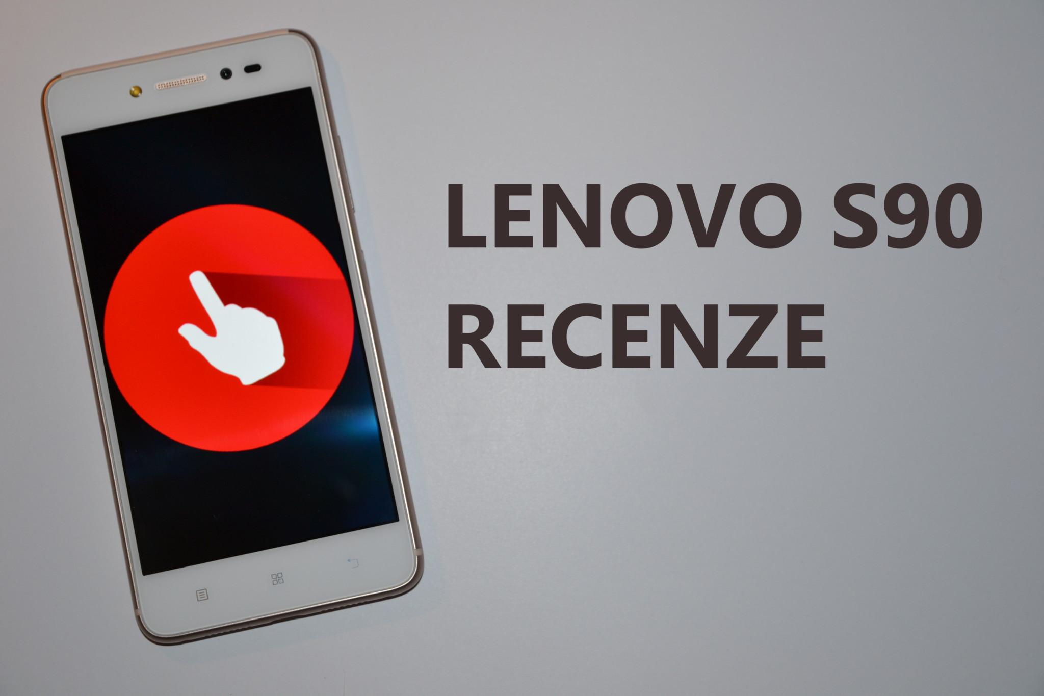 Lenovo S90 – zařízení s kvalitní konstrukcí a solidní výbavou [recenze]
