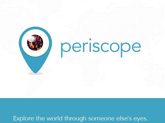 Periscope konečně pro Android [aktualizováno]