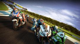 Parádní závody motocyklů - SBK14 Official Mobile Game