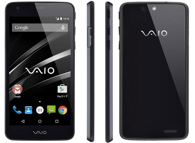 První telefon společnosti Vaio představen