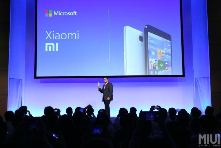 Microsoft pracuje na přenesení Windows 10 na Xiaomi Mi4