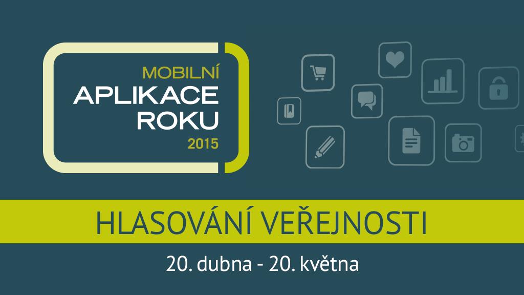 Vyberte nejlepší české a slovenské mobilní aplikace