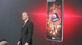 LG představilo top model G4