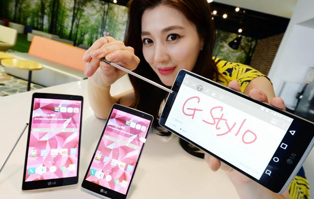 LG G Stylo – stylus a podpora až 2TB microSD karet