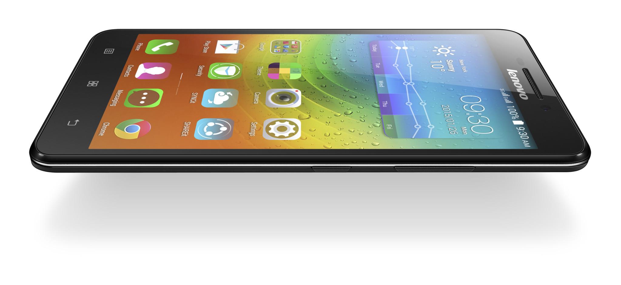 Lenovo A5000 – solidně vybavený telefon se zajímavou cenovkou
