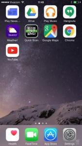 App-like-shortcut