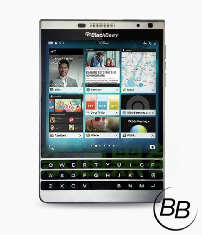 BlackBerry Oslo má být nástupce Passportu