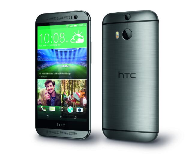 HTC One M8s_PerLeft_GunMetal