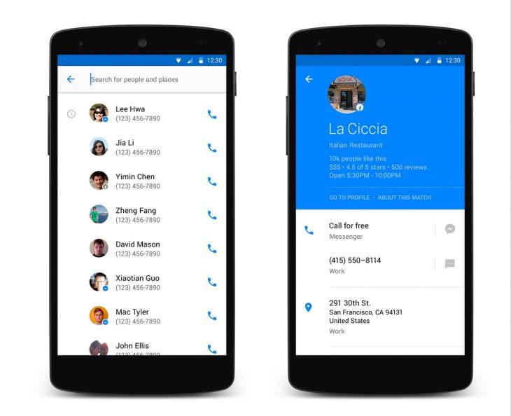 Facebook Hello – náhrada za aplikaci Telefon [apk]