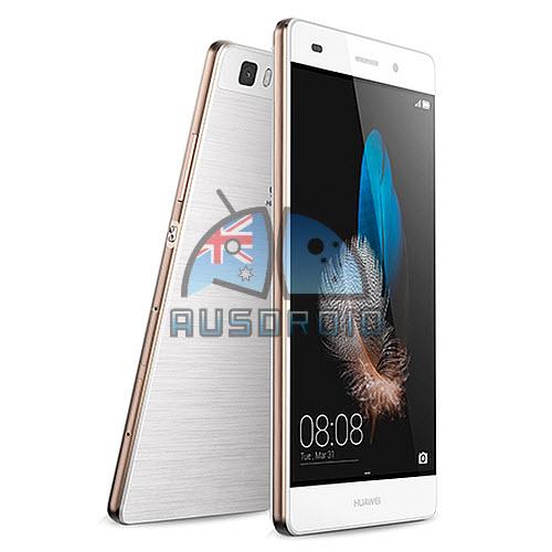Unikly fotky Huawei P8 a P8 Lite