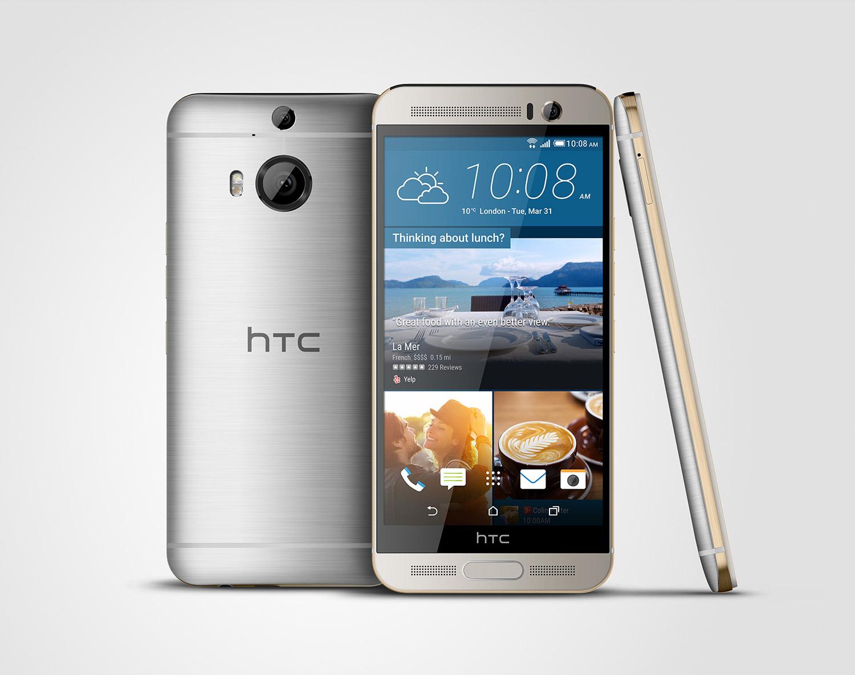 HTC One M9+ přichází na český trh [aktualizováno]