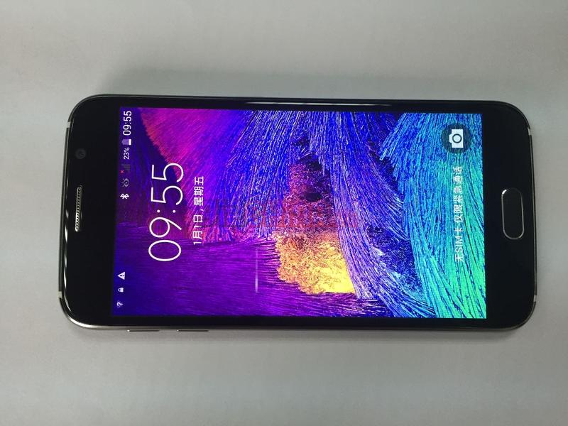 No.1 nenechává bez povšimnutí Galaxy S6