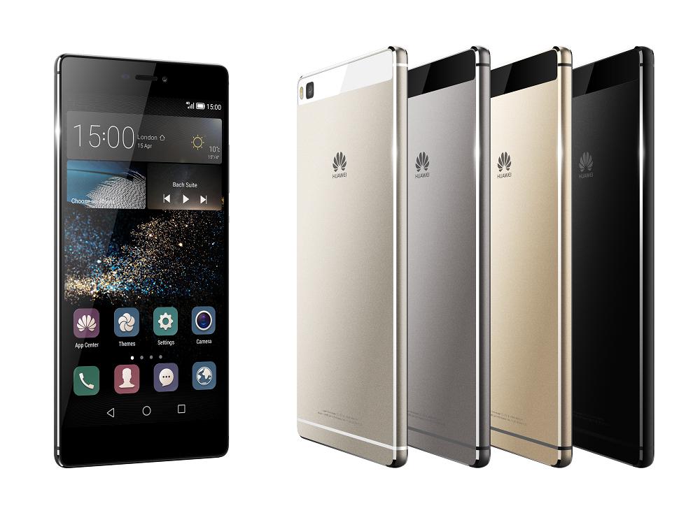Huawei P8 přichází do ČR [aktualizováno]