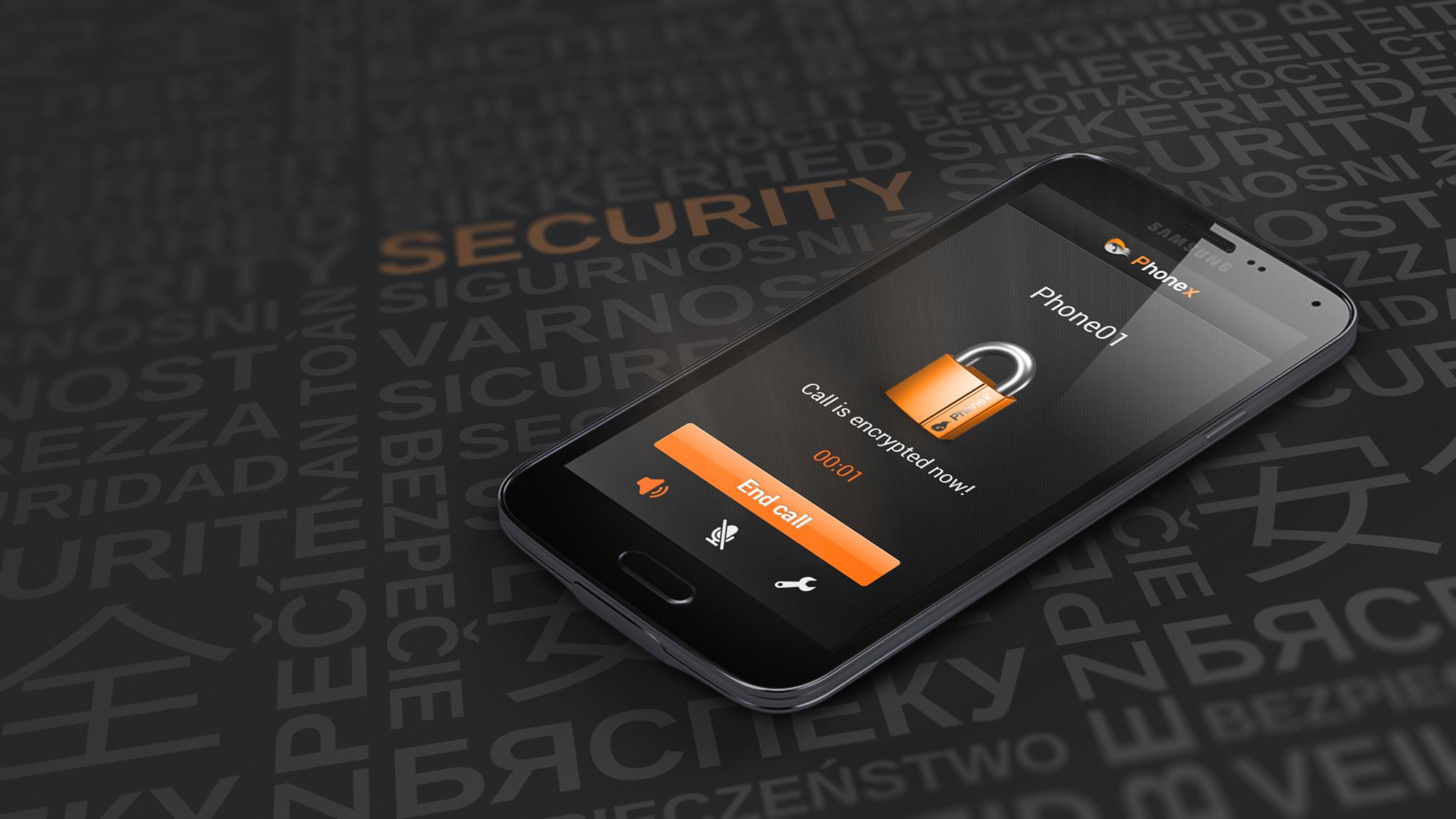 PhoneX umí bezpečně zašifrovat volání i zprávy