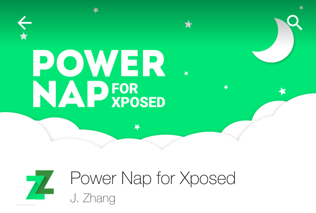 Power Nap – užijte si Staminu i bez Sony [Xposed]